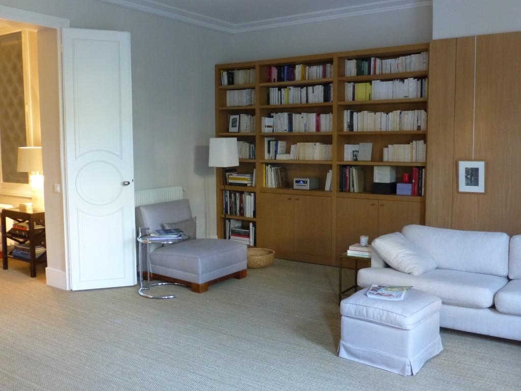 r novation d un appartement haussmannien paris 7 me atelier meinecke. Black Bedroom Furniture Sets. Home Design Ideas