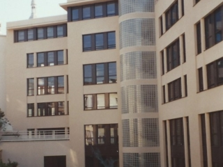 Immeuble de bureaux à paris ème atelier meinecke